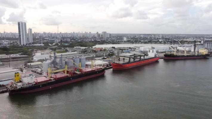 Brasil: Puerto de Recife crece 30% en febrero