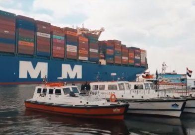 Video: Canal de Suez recupera ritmo de sus tránsitos tras bloqueo ocasionado por el Ever Given