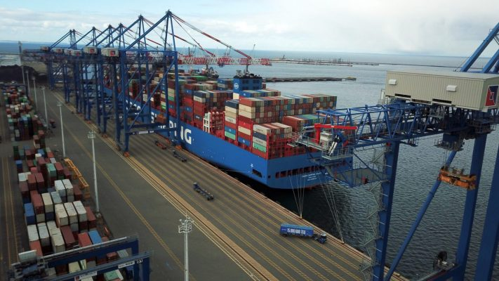 Polonia: Terminal de DCT Gdansk alcanza hito de 15 millones de contenedores