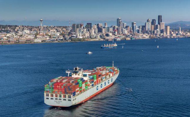 Puertos de Norteamérica buscaneliminar gradualmente las emisiones marítimas para 2050