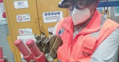FCAB incorpora sistema de asistencia remota para mantenimiento de locomotoras y carros