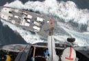 Armada rescata a tripulante filipino en alta mar