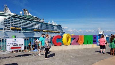 México: Royal Caribbean retoma operaciones en terminal SSA Marine de Cozumel  a partir de junio - PortalPortuario