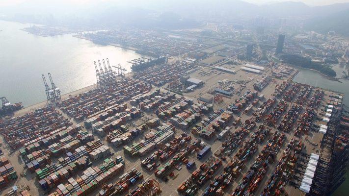 Maersk adelanta que omisiones y retrasos de buques en Puerto de Yantian se mantendrán