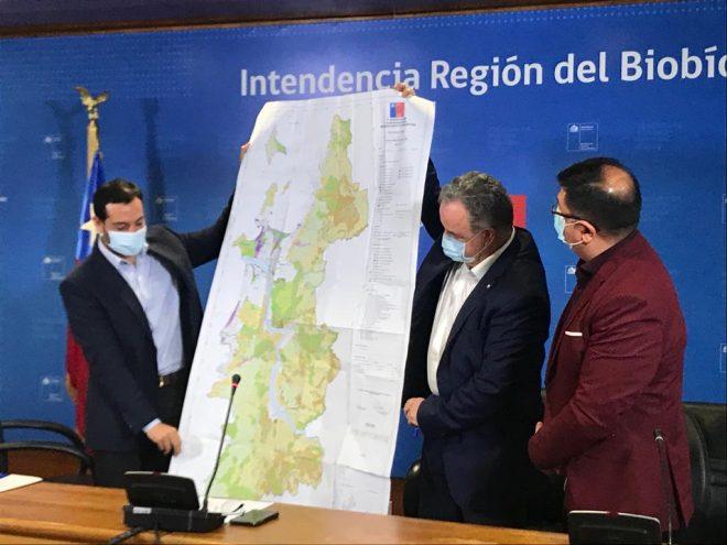 Concepción planea fortalecer actividad portuaria mediante nuevo Plan Regulador Metropolitano