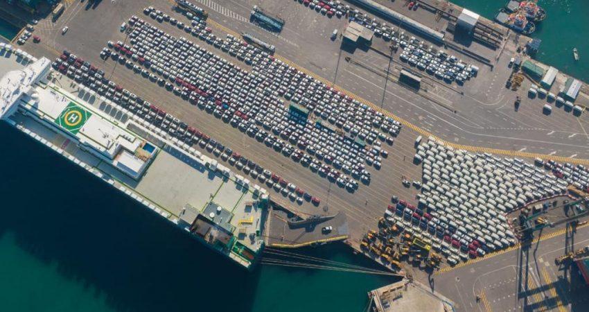 dp world san antonio car carrier