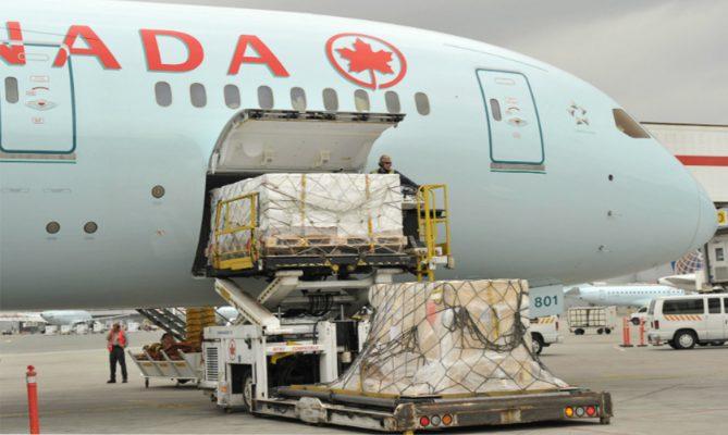 Air Canada Cargo anuncia nuevas rutas