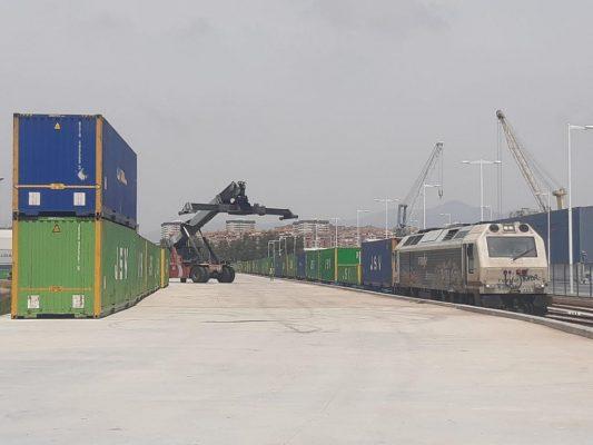 JSV inaugura corredor ferroviario entre Barcelona y el puerto de Alicante