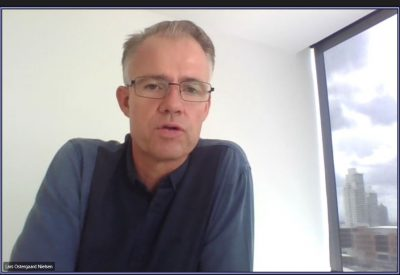 """Lars Oestergaard asegura que efectos del """"evento de Yantian"""" se mantendrían hasta el cuarto trimestre"""