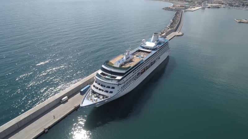 España: Puerto de Motril se prepara para el regreso de los cruceros internacionales en septiembre