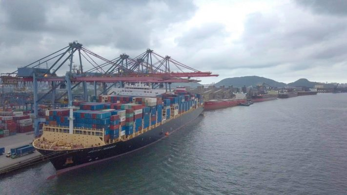 Brasil: Porto de Santos logra récord de manejo de carga en mayo