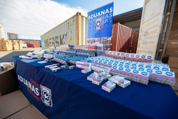 Cambio en normativa aduanera chilena permite sanciones más duras para el contrabando