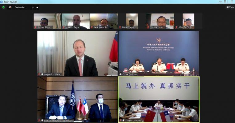 Aduanas de Chile y China firman Acuerdo de Reconocimiento Mutuo