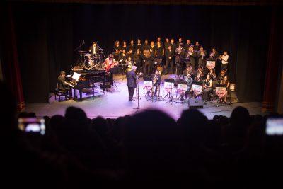 Big Band Puerto San Antonio celebra un nuevo aniversario de historia y música