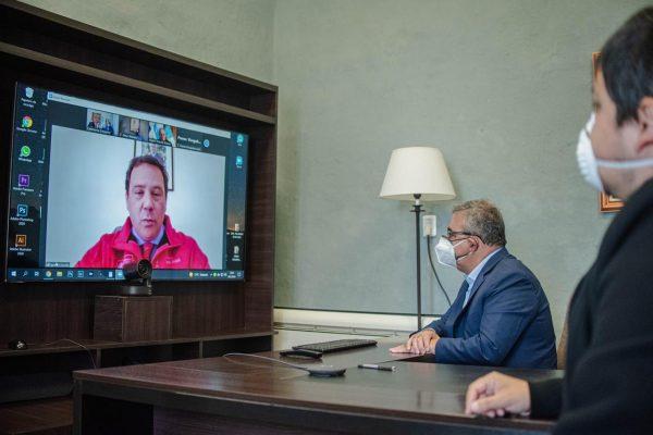 Autoridades de Chile y Argentina continúan con reuniones por proyecto de Corredor Ferroviario Bioceánico