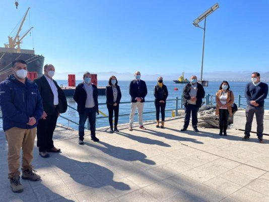 Corfo y Empresa Portuaria Coquimbo lanzan Proyecto Red Proveedores