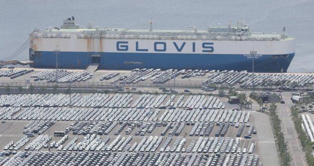 Exportaciones de automóviles surcoreanos aumentan 71,9% en el segundo trimestre