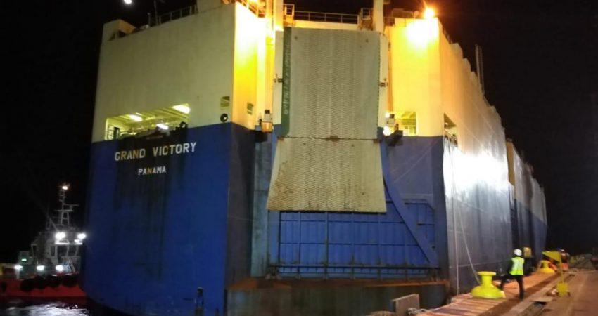 grand victory primer roro en puerto lirquen (2)