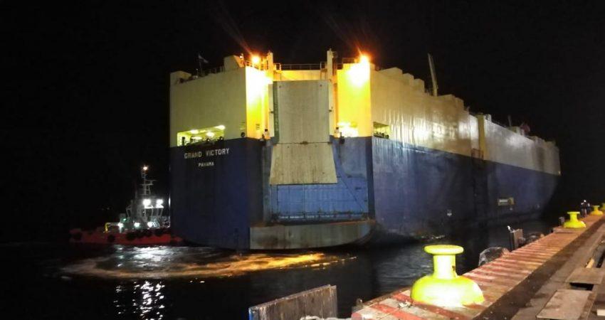 grand victory primer roro en puerto lirquen (4)