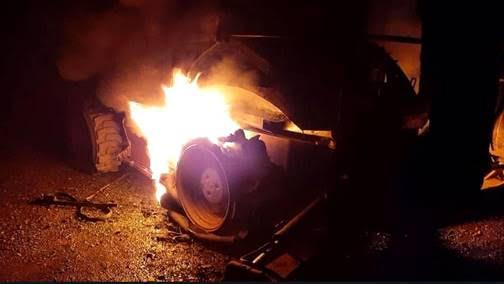 CNDC lamenta nuevo ataque incendiario en Quilaco
