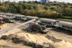 Trenes Argentinos Cargas suma despachos de arena hacia Vaca Muerta