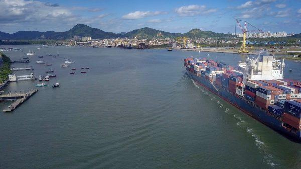 Porto de Santos adere ao World Logistics Passport