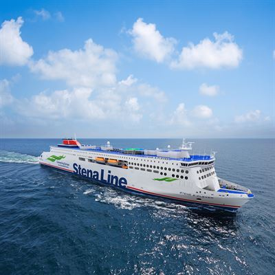 Dos nuevos ferries E-Flexer se unirán a la flota de Stena Line en el mar Báltico el próximo año