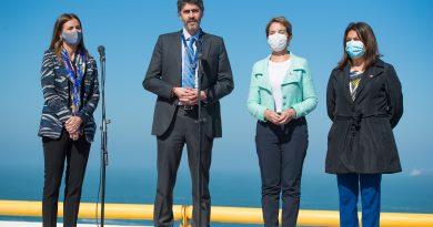 """Raimundo Cruzat: """"Proteger los Ojos de Mar no impacta la capacidad portuaria"""""""