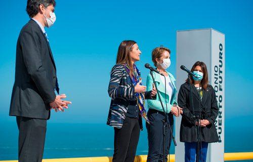 Así se concretó el anuncio de protección para los Ojos de Mar de San Antonio