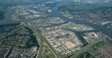 Shell construirá una de las instalaciones de biocombustibles más grandes de Europa en el Puerto de Rotterdam