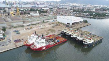 Wilson Sons fará apoio logístico para projeto da TotalEnergies na Bacia de Campos