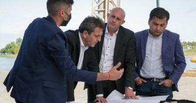 Ministerio de Transporte de Argentina firma convenio que impulsa logística del Puerto de San Pedro