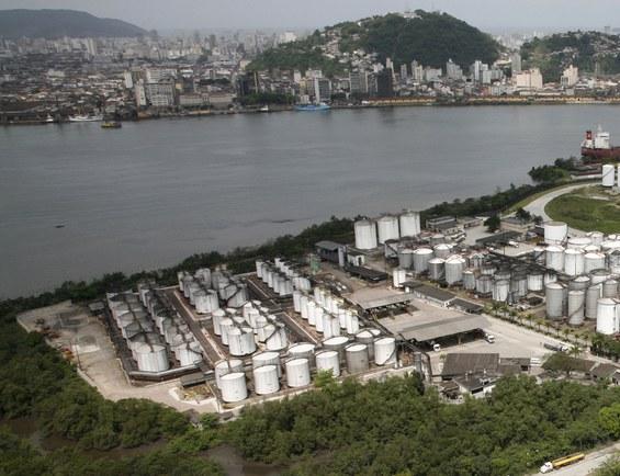 Antaq: Movimentação portuária cresce 7,5% de janeiro a agosto