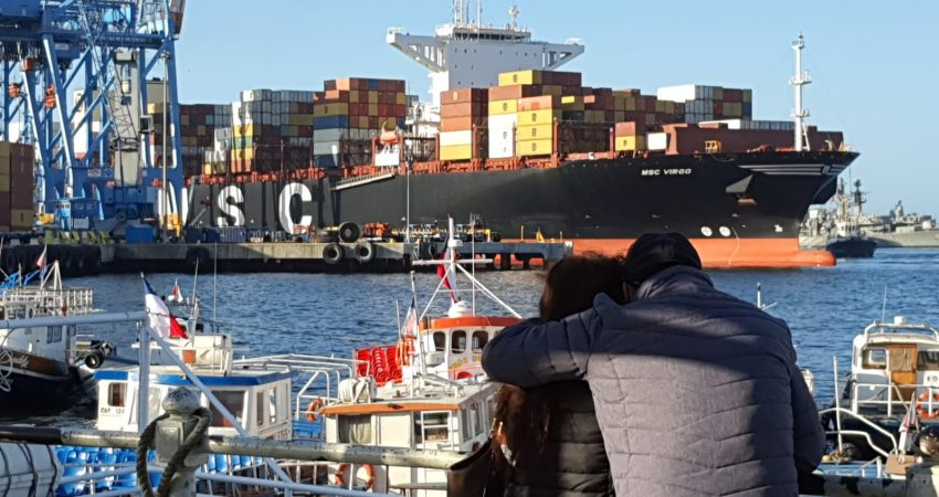 MSC Virgo en TPS VALPARAISO CHILE (3)