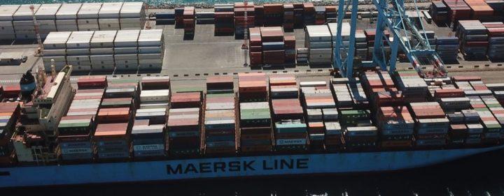 Porto do Pecém movimenta mais de 2,1 milhões de toneladas em setembro e volta a bater recorde