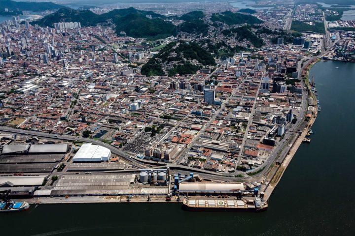 Estudos para terminal de grãos no Porto de Santos é protocolado no TCU
