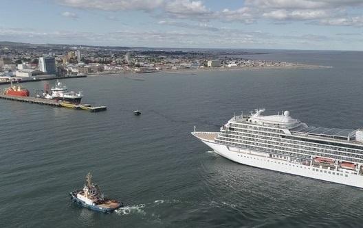 EPAustral entrega protocolos y medidas para operaciones vinculadas a la industria de cruceros