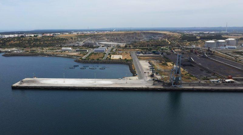 Portugal: Abren licitación para la concesión de la terminal Multipurpose del Puerto de Sines